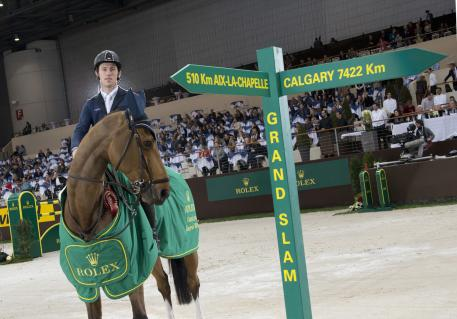 Rolex Grand Slam of Show Jumping/ Kit Houghton