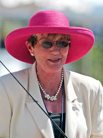 Technical Deligate and FEI Steward, Dressage Show Manager, and so much more, Veronica Holt will be deeply missed in the American Dressage world.