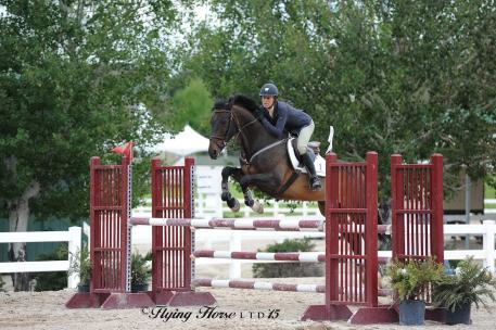 Stacey Swink and Neli (Photo: Flying Horse Photography)