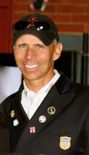 Olympian Steaffen Peters who rides in Custom Saddlery Saddles will be available to take selfies with fans at the 2015 FEI World Cup Las Vegas