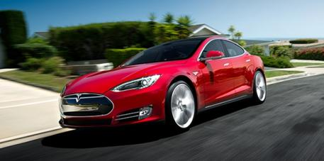 The new Tesla Model S will be available to test drive at the Polo For A Purpose event on Monday, January 19.