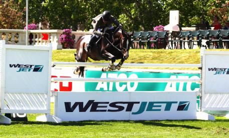 Todd Minikus and Con Capilot (Photo: Spruce Meadows Media)
