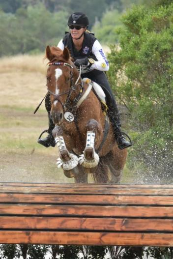 Preliminary Challenge Rider Division winner Tristen Hooks & Learning to Fly. (Sherry Stewart photo)