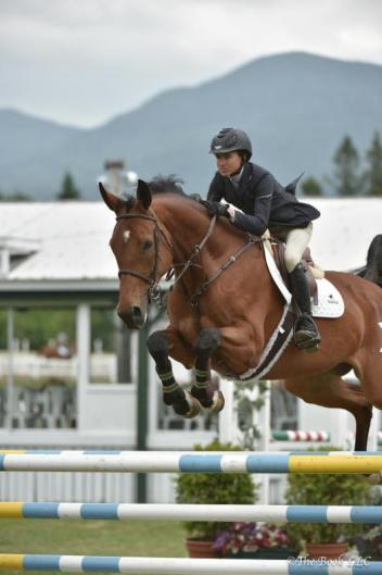 Laura Chapot and Zealous (Photo: The Book LLC)