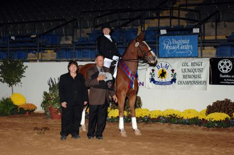 The Col. Bengt Ljungquist Memorial Championships return to the  Virginia Horse Center, Oct. 16-19, 2014