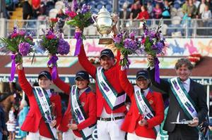 The winning U.S. team in Dublin (Laurence Dunne/Rockmountainstudios)