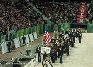 The United States during the Parade of Nations (Shannon Brinkman Photo)