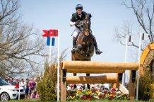 World Eventing number one William Fox-Pitt (GBR), who won the Rolex Kentucky Three-Day Event 2014 on My Bay Hero, is now ready to challenge the field of almost 80 riders on the same ride at this third leg of FEI Classics™ 2014/2015. (StockImageServices.com/FEI)