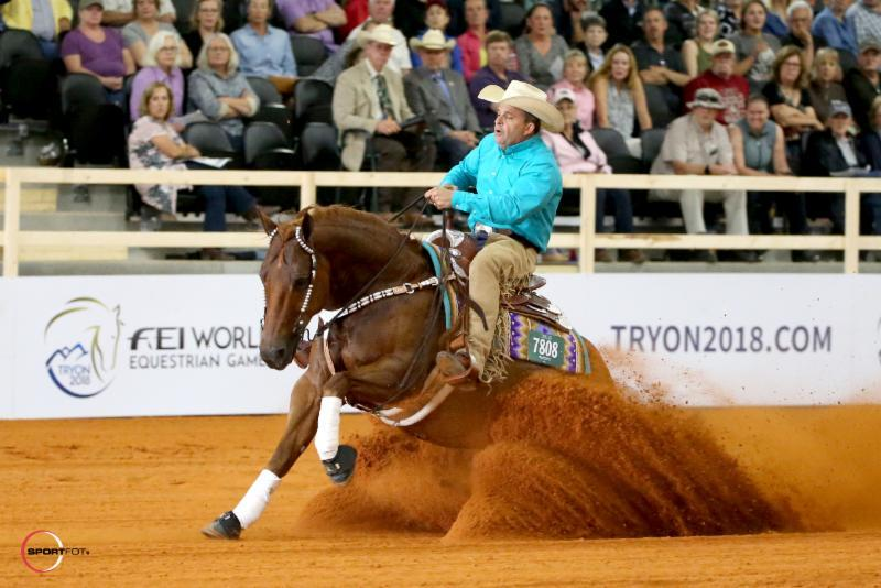Usa Takes Top Three At The Fei World Equestrian Games