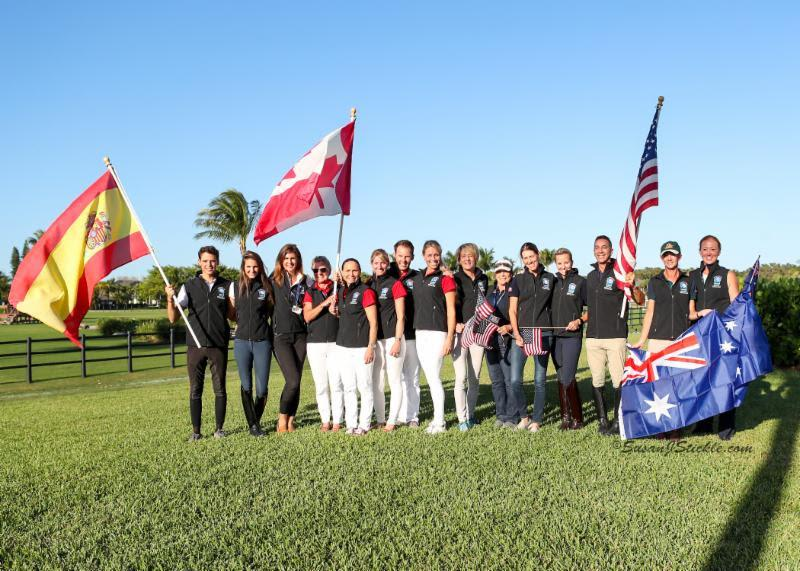 Usa Comes Out Strong In First Cdio U25 Nations Cup
