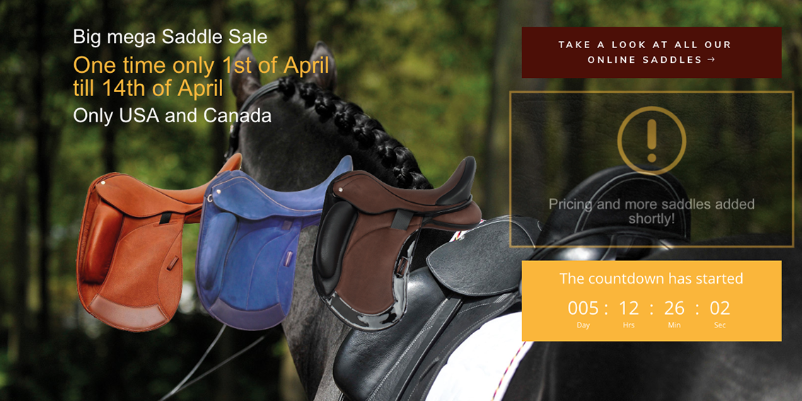 Custom Saddlery Holds Biggest Sale In the History of The