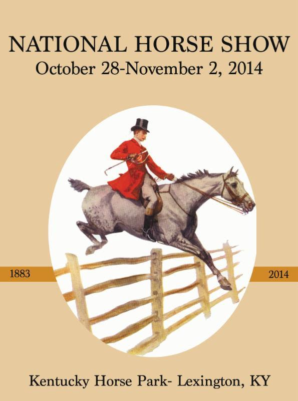 Plan to Attend America's Oldest Indoor Horse Show: The National