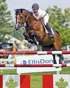 Sarah Johnstone Speeds to Victory in Ottawa | Horses Daily