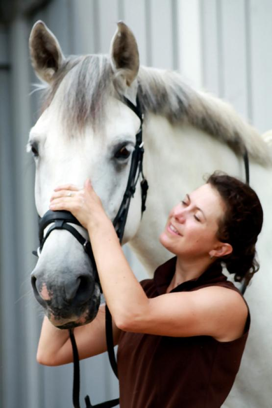 Annie Morris, Aspire Farm, Dressage