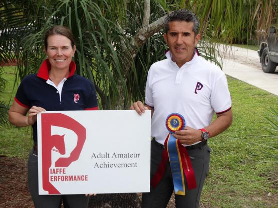 Piaffe Performance Farm, Dr. Cesar Parra, Katie Riley