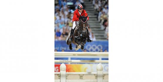 Eric Lamaze and Hickstead