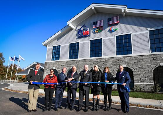 US Equestrian New HQ at KY Horsepark