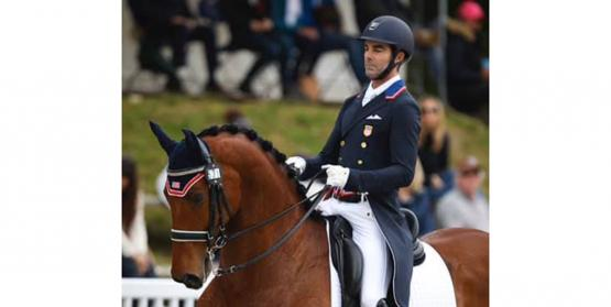 Nick Wagman and Don John by eurodressage.com