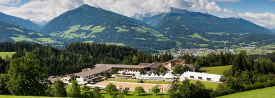 World's Most Beautiful Dressage Show In The Austrian Alps