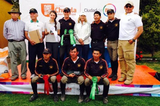 2014 Mexican Eventing Team