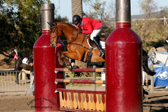 Phillip Dutton and Fernhill Fugitive jumped clear to win the CCI3*