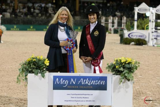 Jessica Springsteen Leading Lady Award