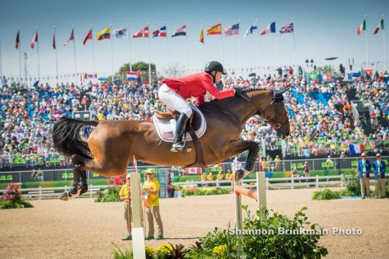 McLain Ward and Azur, rio 2016