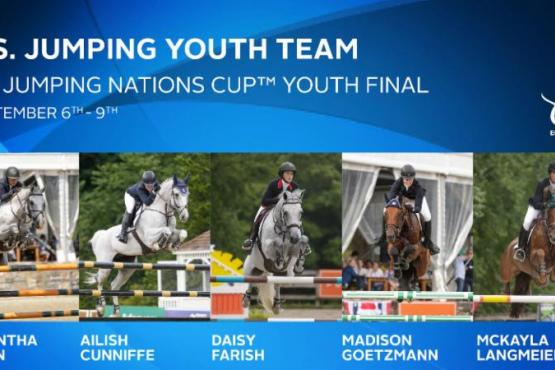 Team for FEI Jumping™ Nations Cup Youth Final