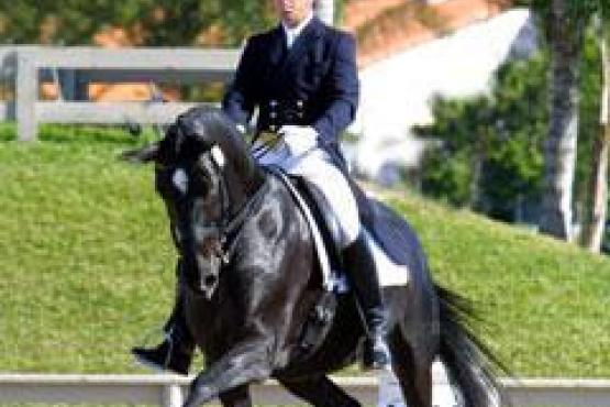 Rocher, George Williams, USDF, Hall of Fame