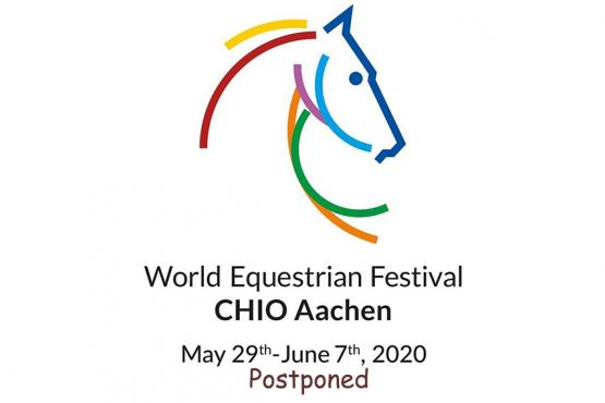 CHIO Aaachen 2020 Postponed