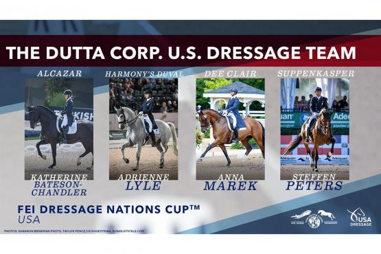 Dressage Nations Cup