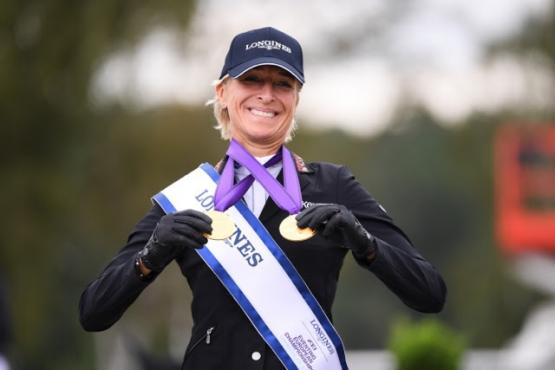 Ingrid Klimke and SAP Hale Bob Old_2019 FEI European Championships