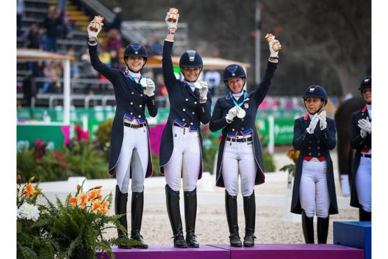 US Dressage Team
