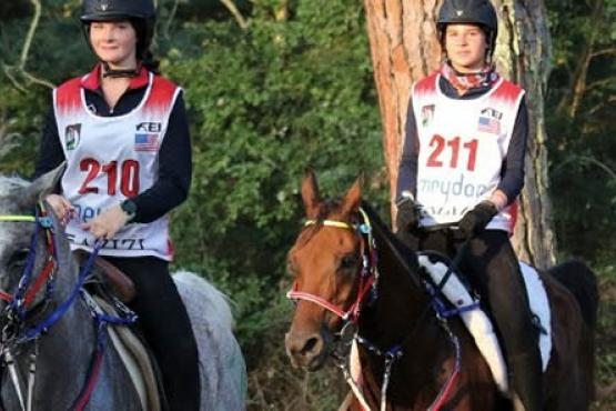 USEF Endurance Lite Competition