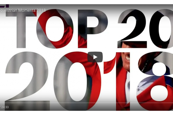 Top 20 Equestrian Moments 2018