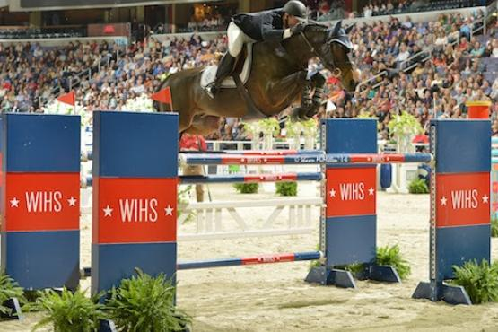 McLain Ward and HH Carlos Z. Photo© Shawn McMillen Photography, www.shawnmcmillen.com.