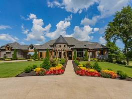 Jason Aldean's Talley Moore Estate, Columbia, TN