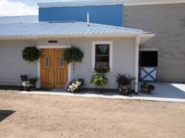 Indoor Arena Entrance_8765 68th St._Stillwater_MN 55082