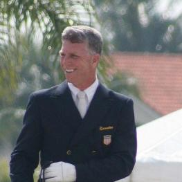 George Williams is taking over as the US Dressage Youth Coach