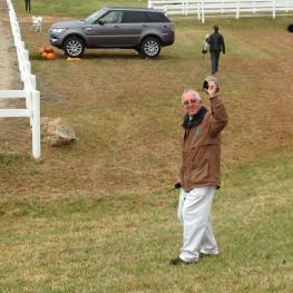 Brian Ross comes to the Virginia Horse Center with a judging background that spans 30+ years and includes a number of the world's largest and most reputable events.
