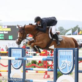 "McLain Ward and Contagious - ""We've been very excited about Contagious."
