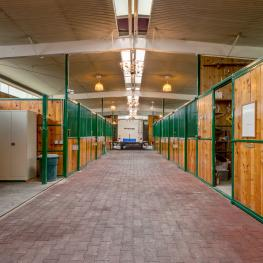 8_Barn Center Aisle_21017 Eagle Feather Ln_Elbert_CO_80106