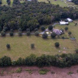 22_Aerial Farm_C_20060 NW 125th Ave._Micanopy, FL 32667
