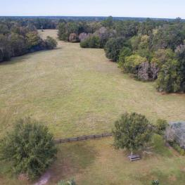 23_Back Yard Aerial_20060 NW 125th Ave._Micanopy, FL 32667