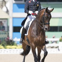 Carl Hester, Great Britain, Nip Tuck, 2016 Rio Olympic Games