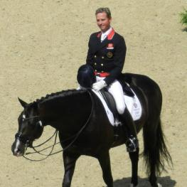 Great Britain, Olympic Gold Medalist, Carl Hester, Nip Tuck
