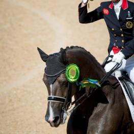 Great Britain, Charlotte Dujardin, Valegro, Olympic Dressage Freestyle