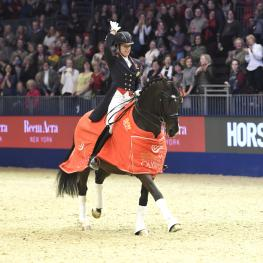 Charlotte Dujardin and Uthopia