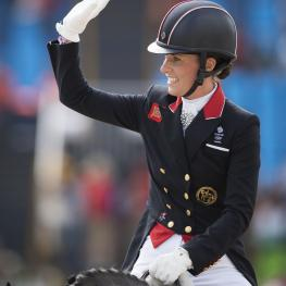 Charlotte Dujardin, Great Britain, 2016 Rio Olympic Games