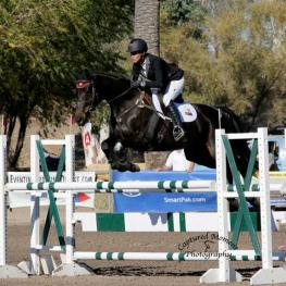 Tamra Smith steers Chatwin to CCI2* win for friend Frankie Stutes